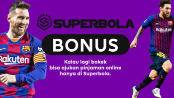 Permalink to: Situs Judi Bola Bonus 50% New Member di Agen Judi Bola Superbola